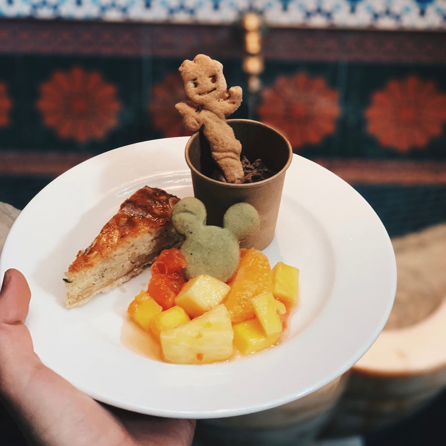 Restaurant Agrabah Café im Disneyland Paris