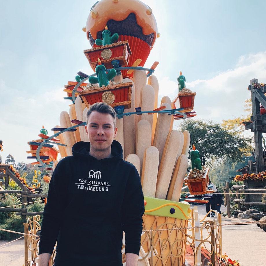 Nutze des gesamten Tag im Disneyland Paris