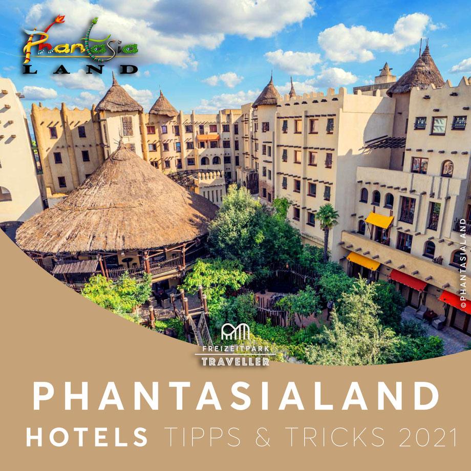Phantasialand Hotels Tipps & Tricks 2021