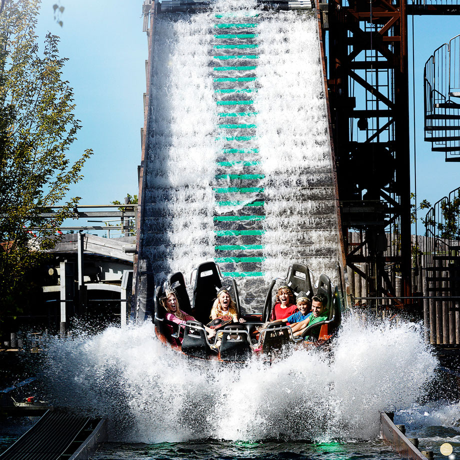 Freizeitpark Traveller auf großer Freizeitpark Tour im Norden