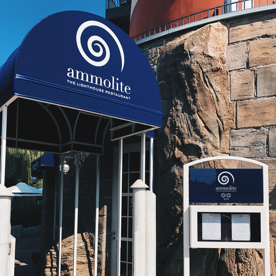 Ammolite - The Lighthouse Restaurant im Europa-Park