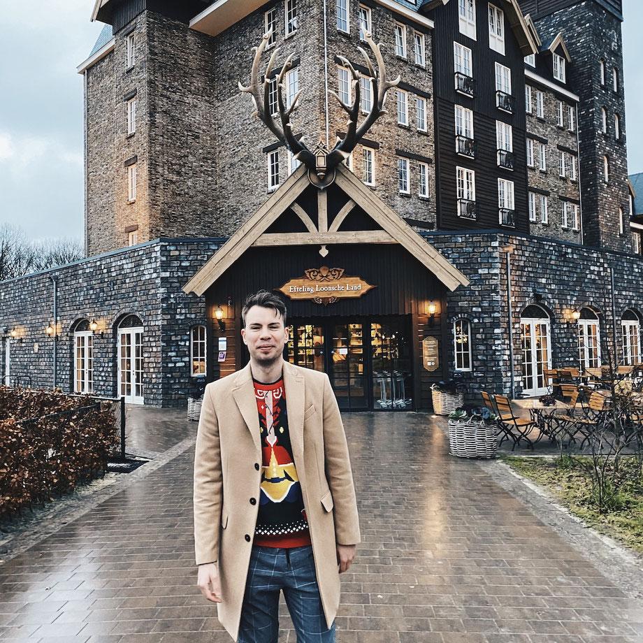 Roomtour im Ferienpark Loonsche Land in Efteling