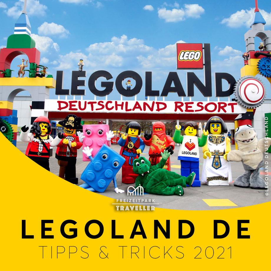 LEGOLAND Deutschland Tipps & Tricks 2021