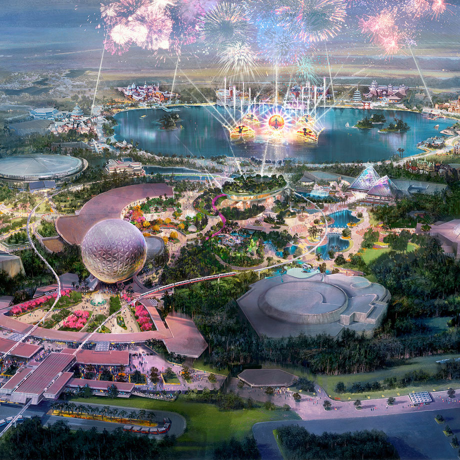 D23 Expo 2019- Alle Disney Park News auf einem Blick