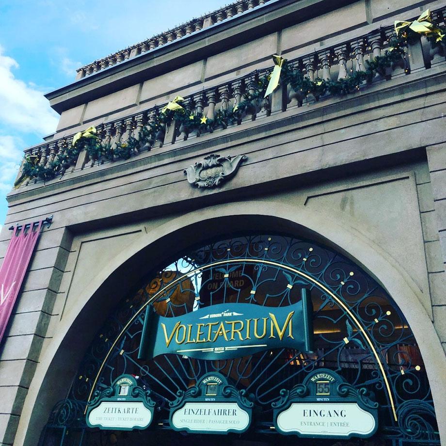 Voletarium Europa-Park