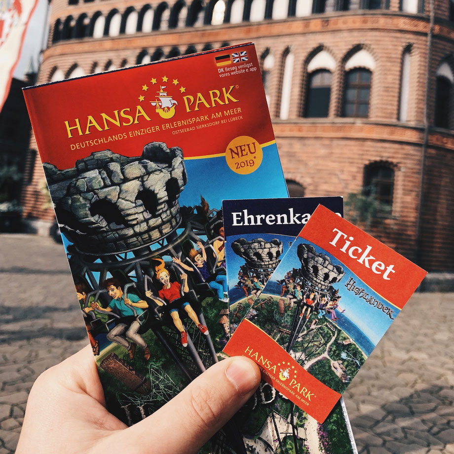 HANSA-PARK Tickets