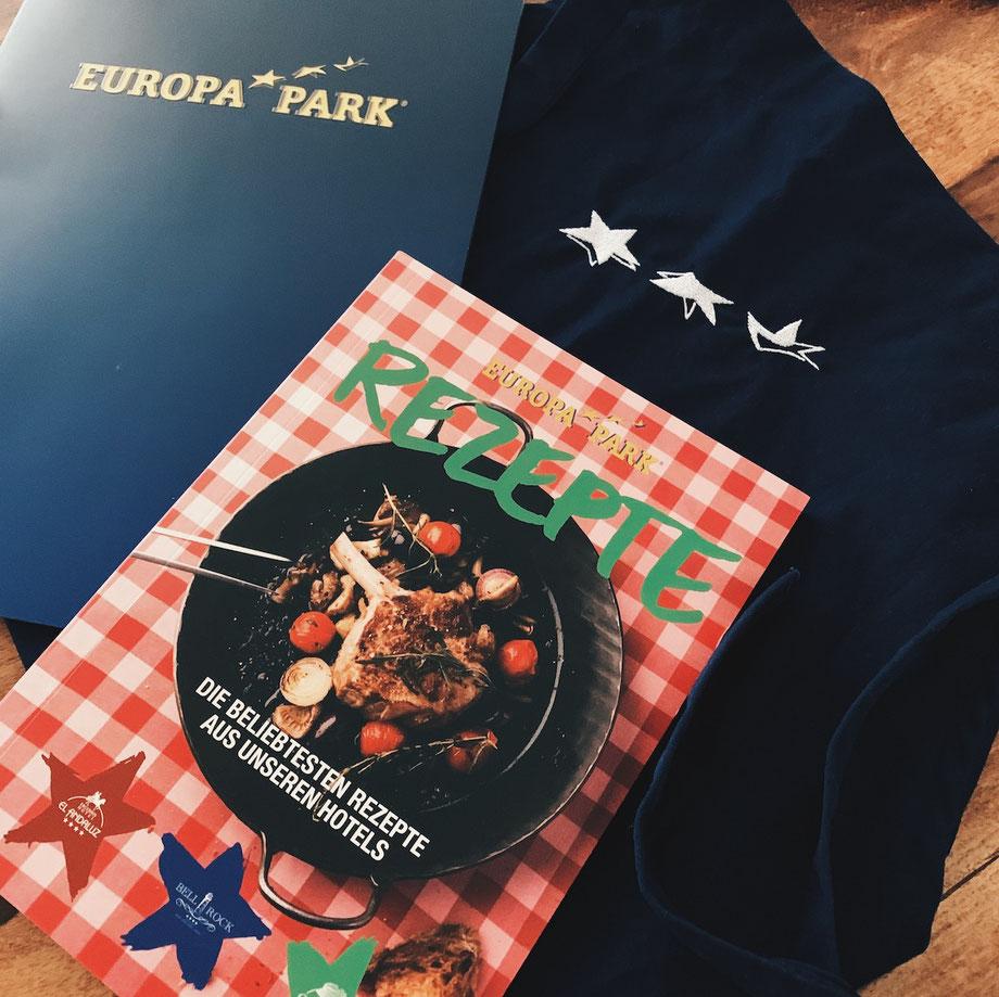 Geschenke zum Europa-Park Kochkurs