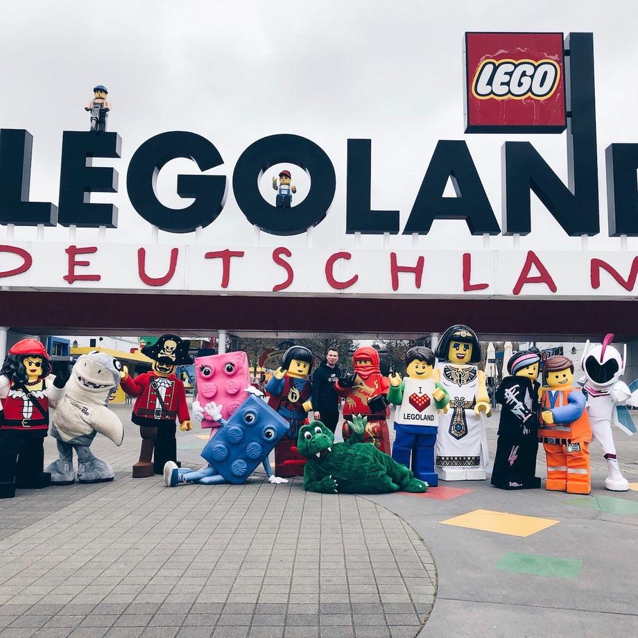 LEGOLAND Deutschland Presse-Event 2019