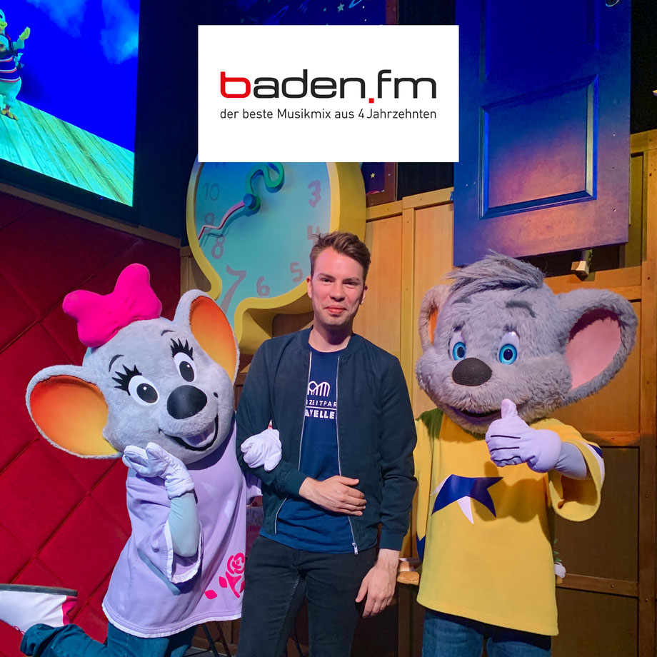 Radio Interview mit baden.fm