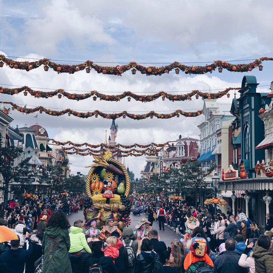 Das richtige Timing im Disneyland Paris