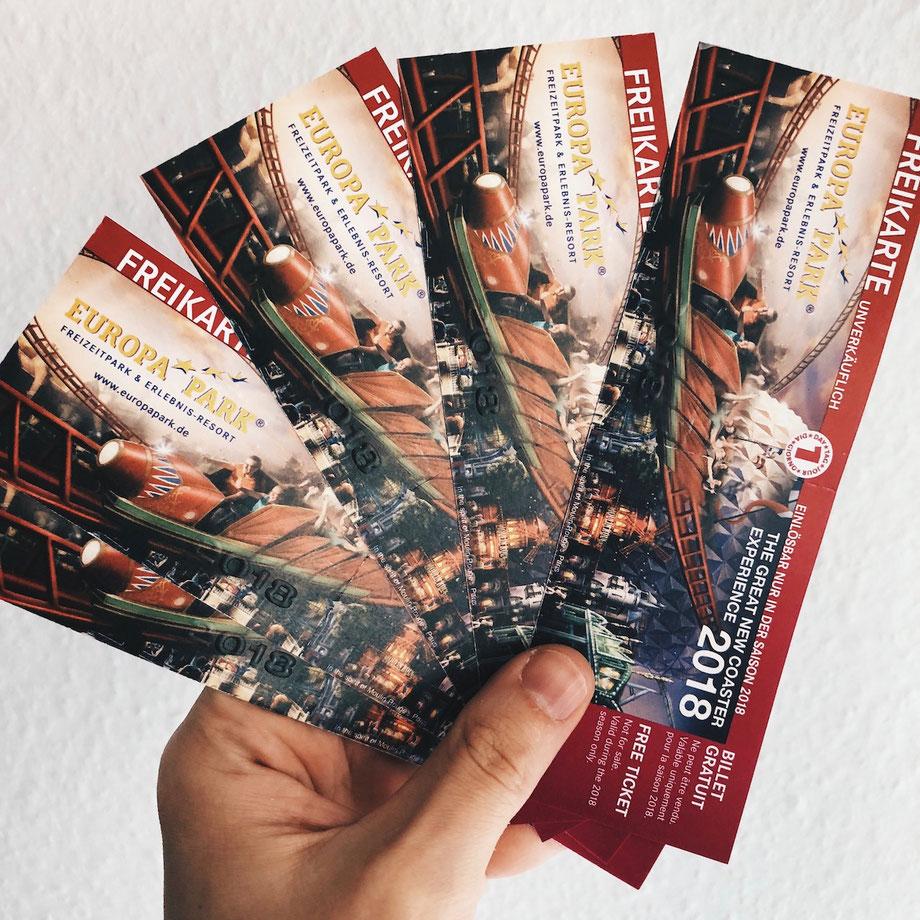 Europa-Park Tickets