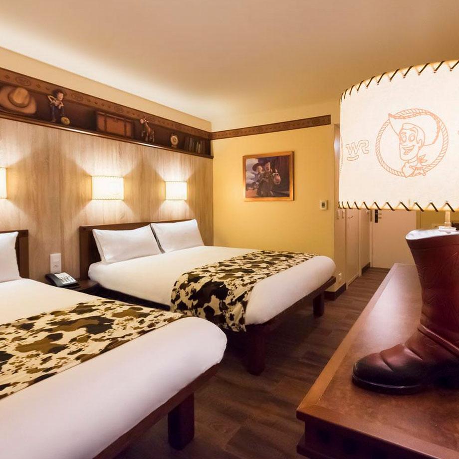 Disney´s Hotel Cheyenne in Disneyland Paris