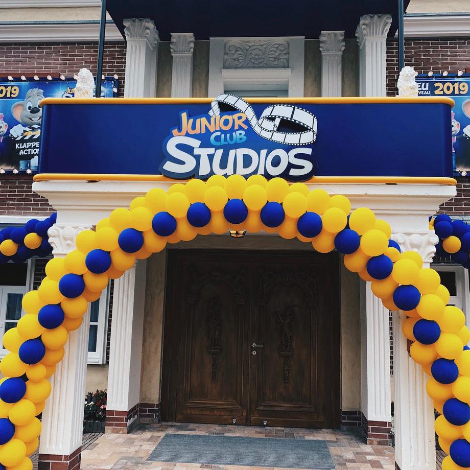 Eröffnet! Die neue JUNIOR CLUB Studios im Europa-Park