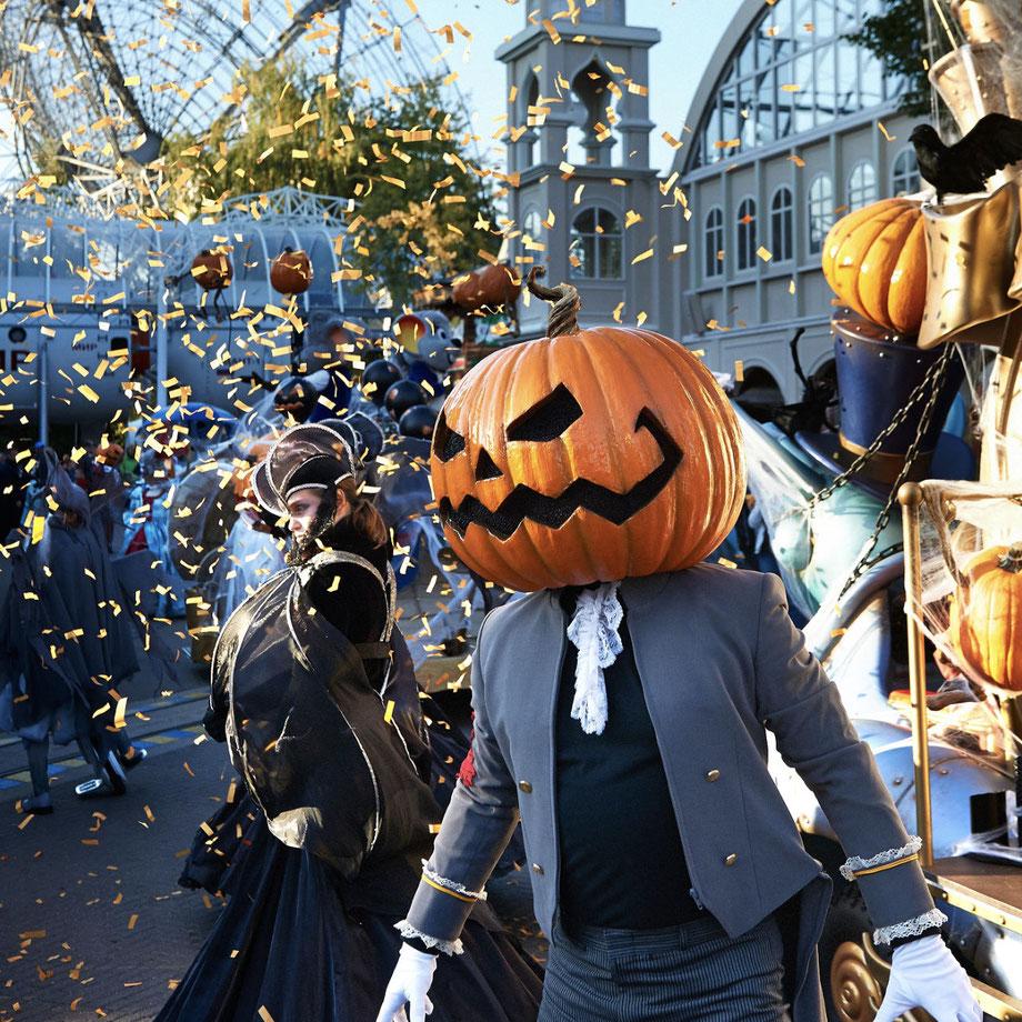 Überblick Termine: Halloween-Saison 2020 in Freizeitparks / Quelle Bild: Europa-Park