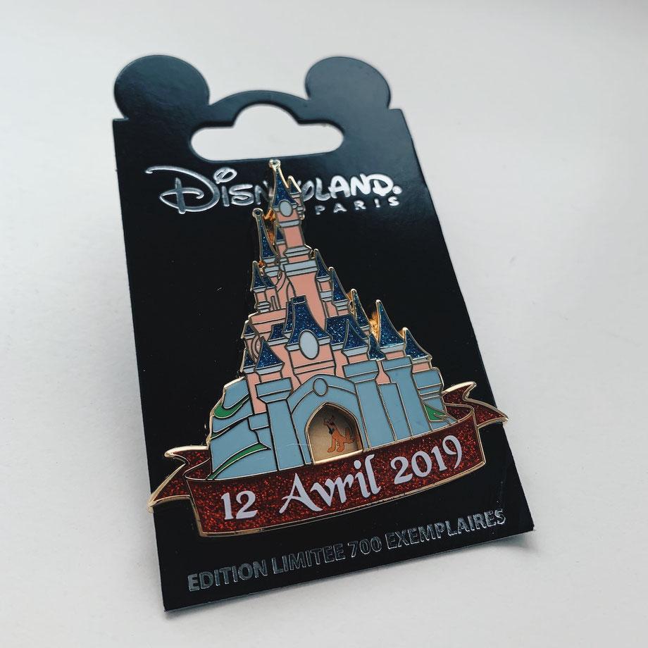 Jubiläums Merchandise zum 27. Geburtstag vom Disneyland Paris