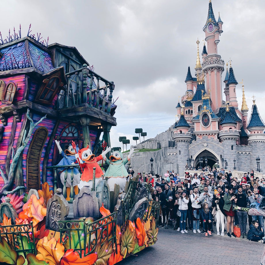Events im Disneyland Paris