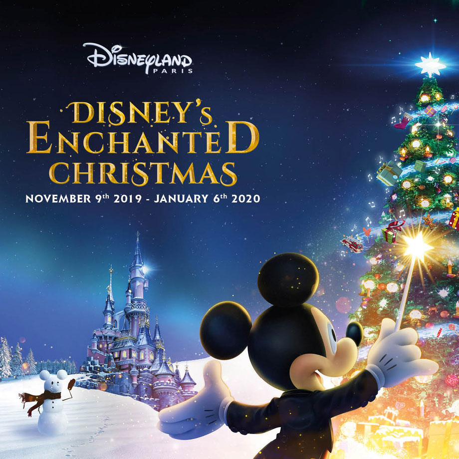 disney s m rchenhafte weihnachtszeit 2019 in disneyland. Black Bedroom Furniture Sets. Home Design Ideas