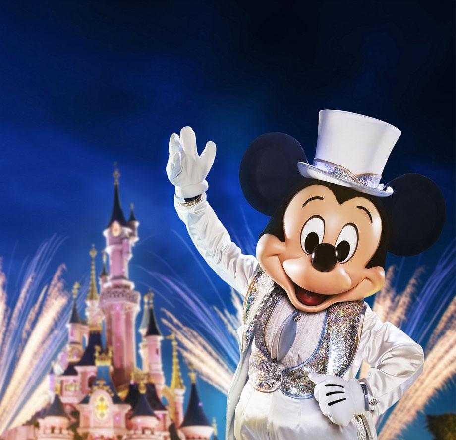 Silvester 2021/2022 in Disneyland Paris feiern! Tickets jetzt verfügbar!