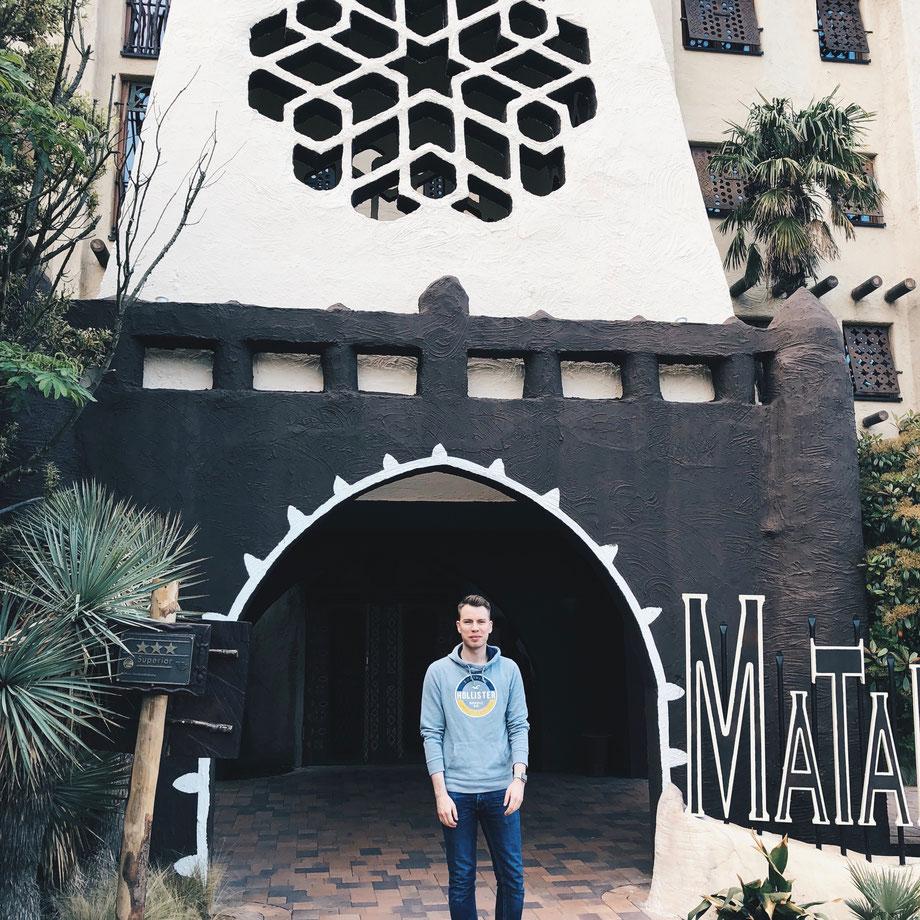 Hotel Matamba im Phantasialand