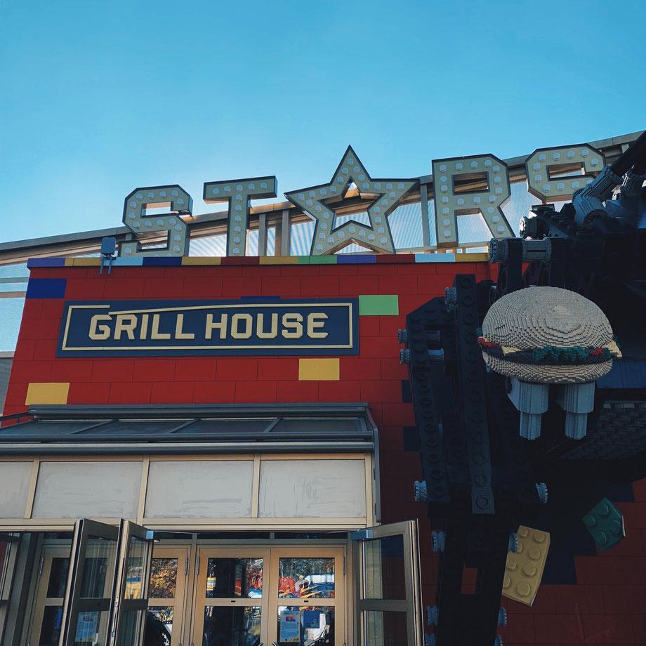 Restaurant STARS Grill House