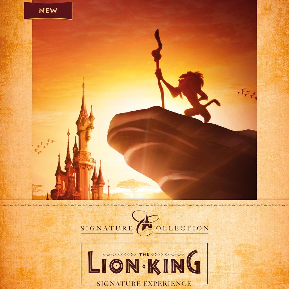 Das König der Löwen Premium Erlebnis in Disneyland Paris