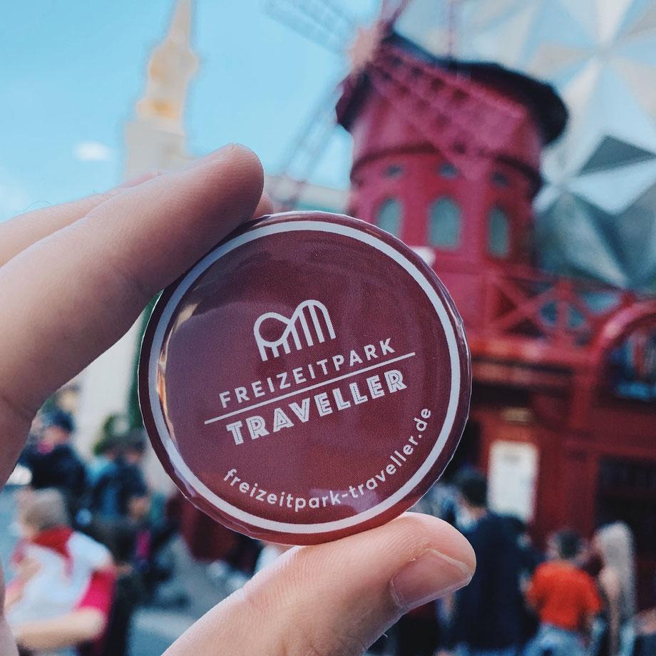 Freizeitpark Traveller Merchandise
