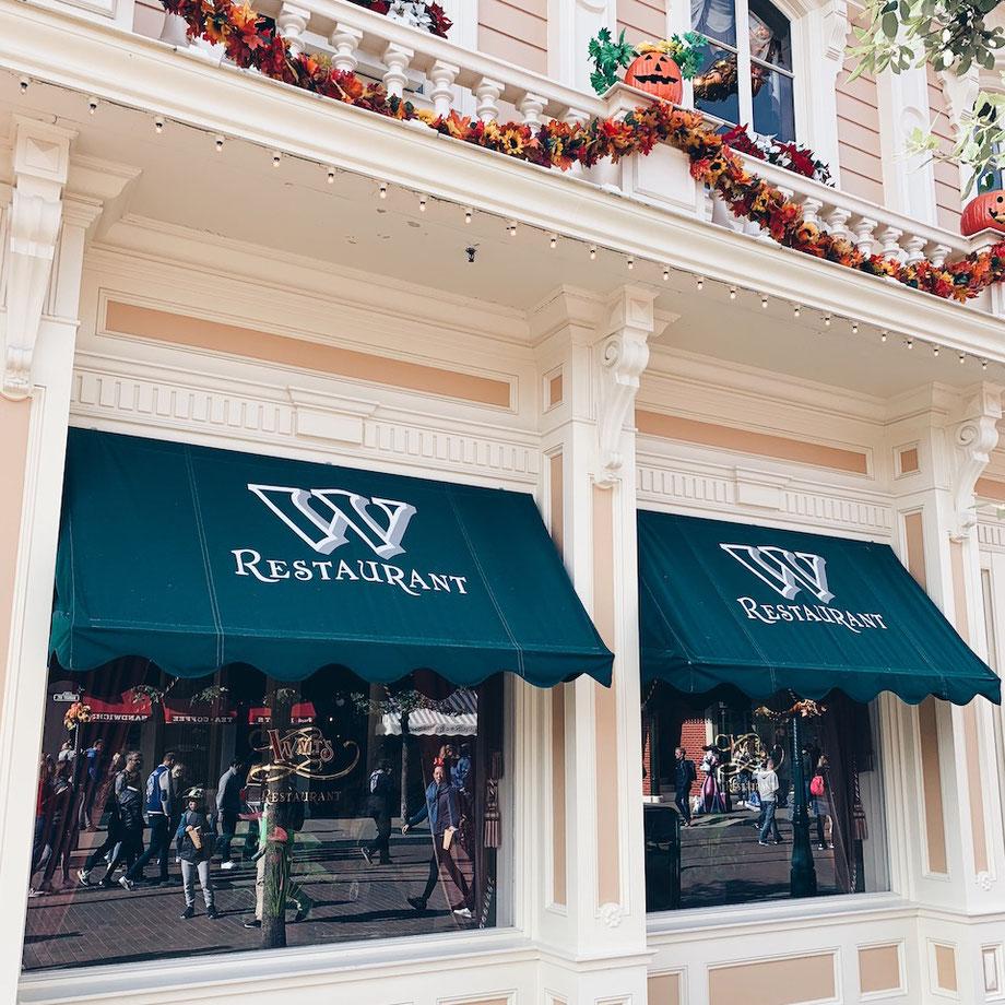 Walt's – an American Restaurant im Disneyland Paris