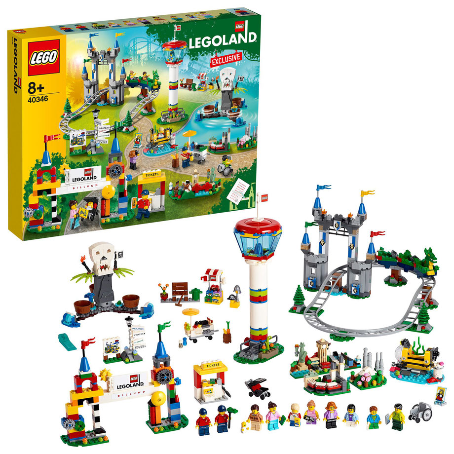 LEGO LEGOLAND Park Exclusive-Set (40346)