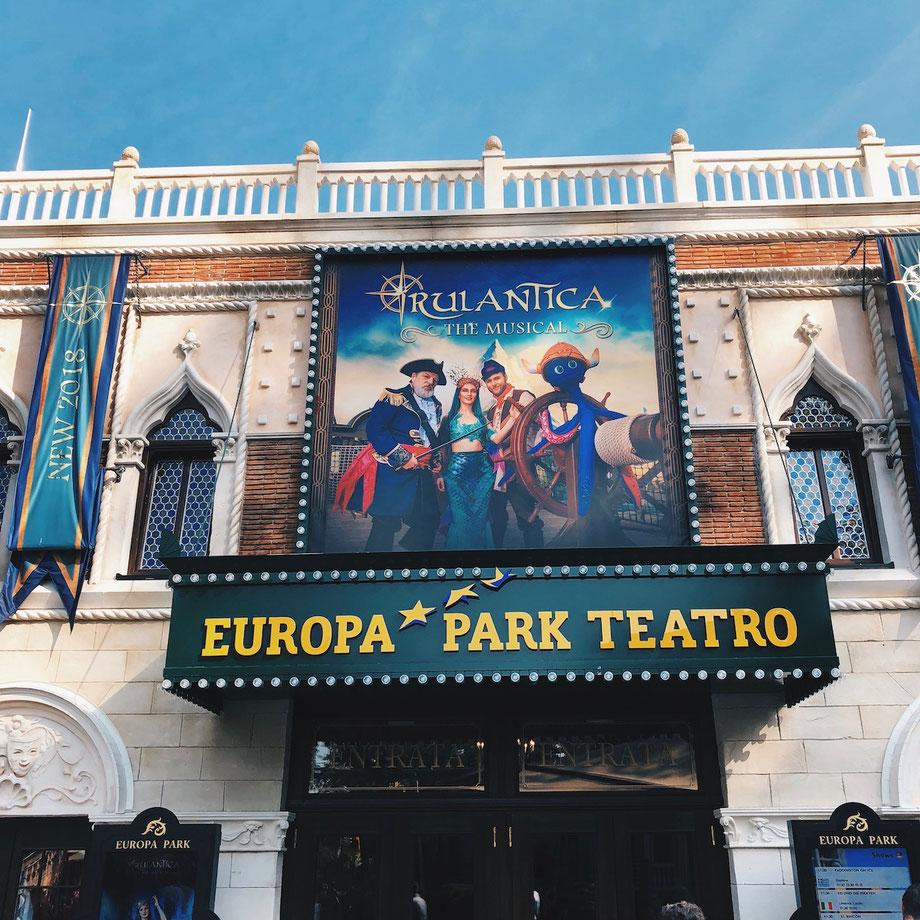 Showzeiten Europa-Park