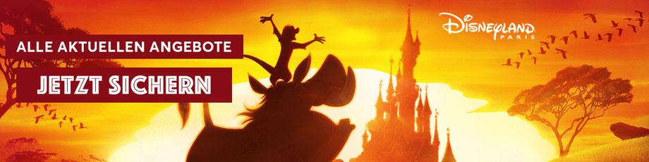 Disneyland Paris Pauschalen und Angebote