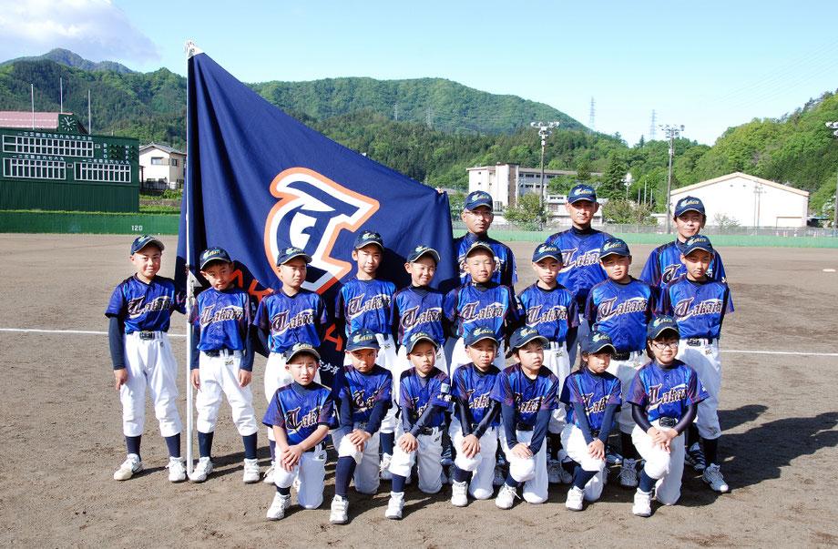 宝少年野球部、15年ぶり