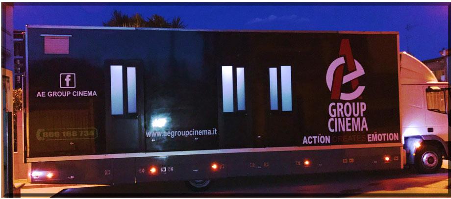 Bicamper , hospitality truck