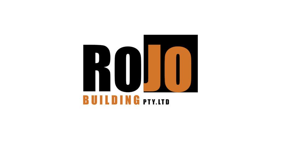 Logo Design, Baubranche, building, Initialen