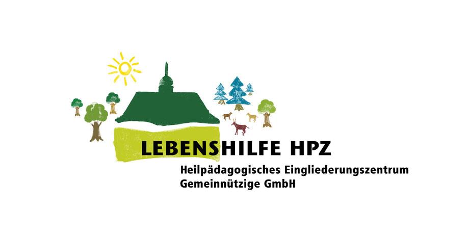 Kartoffeldruk, Optik, Bildelemente, Illustration, Natur, Tiere, Bäume, Wald, gemeinnützig, Logo