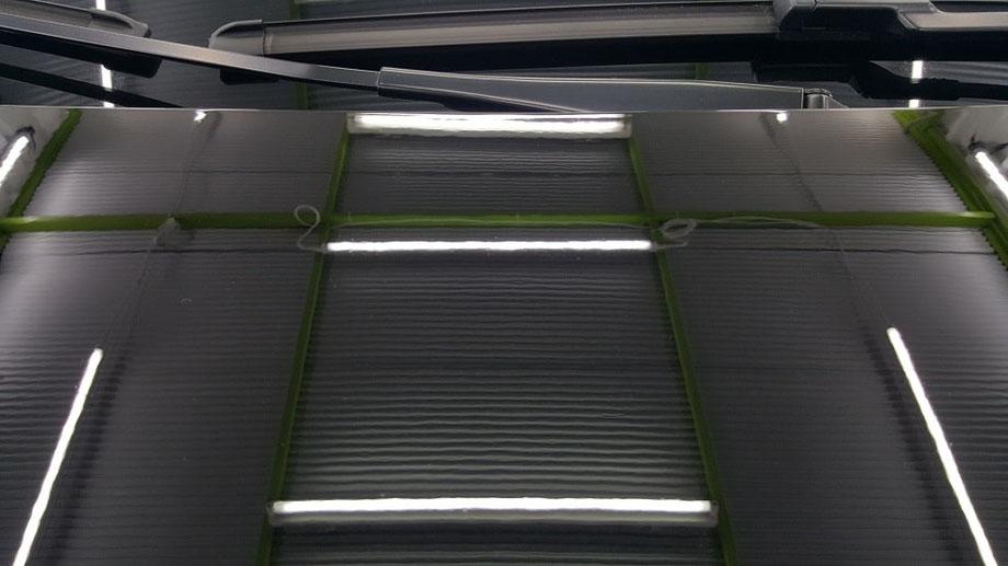 プジョー308GTI クレーター除去 埼玉の車磨き専門店・アートディテール