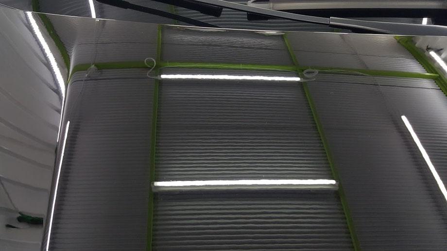 プジョー308GTI シミ除去 埼玉の車磨き専門店・アートディテール ガラスコーティング セラミックコーティング