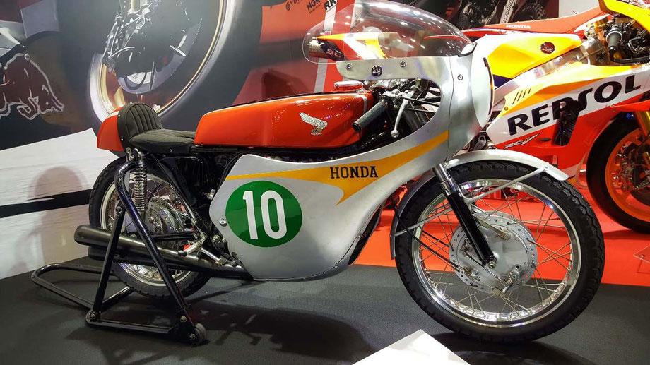 ホンダRC162 モーターサイクルショー2019