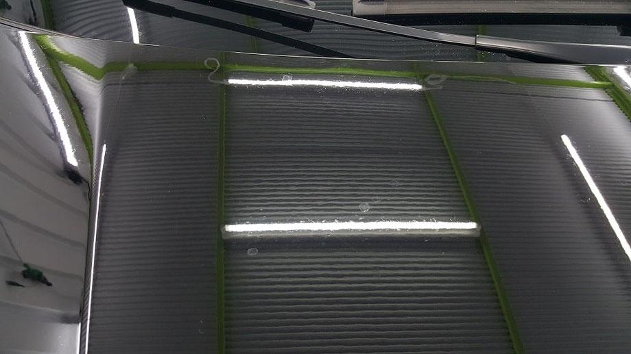 プジョー308GTI シミ除去 埼玉の車磨き専門店・アートディテール