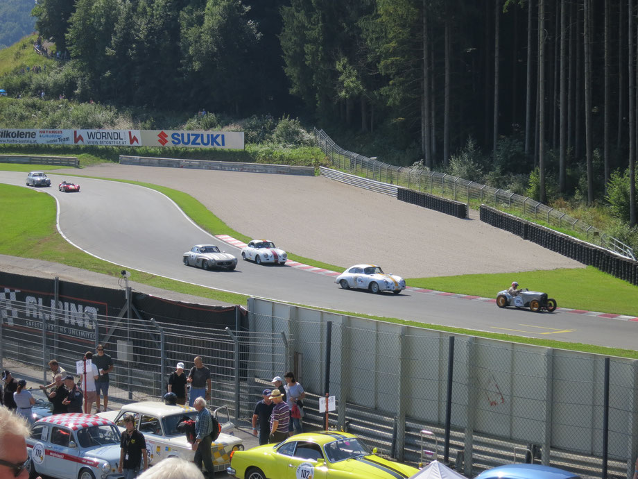 "ADAC Salzburgring Classic ""Sounds of Speed"" 2013"
