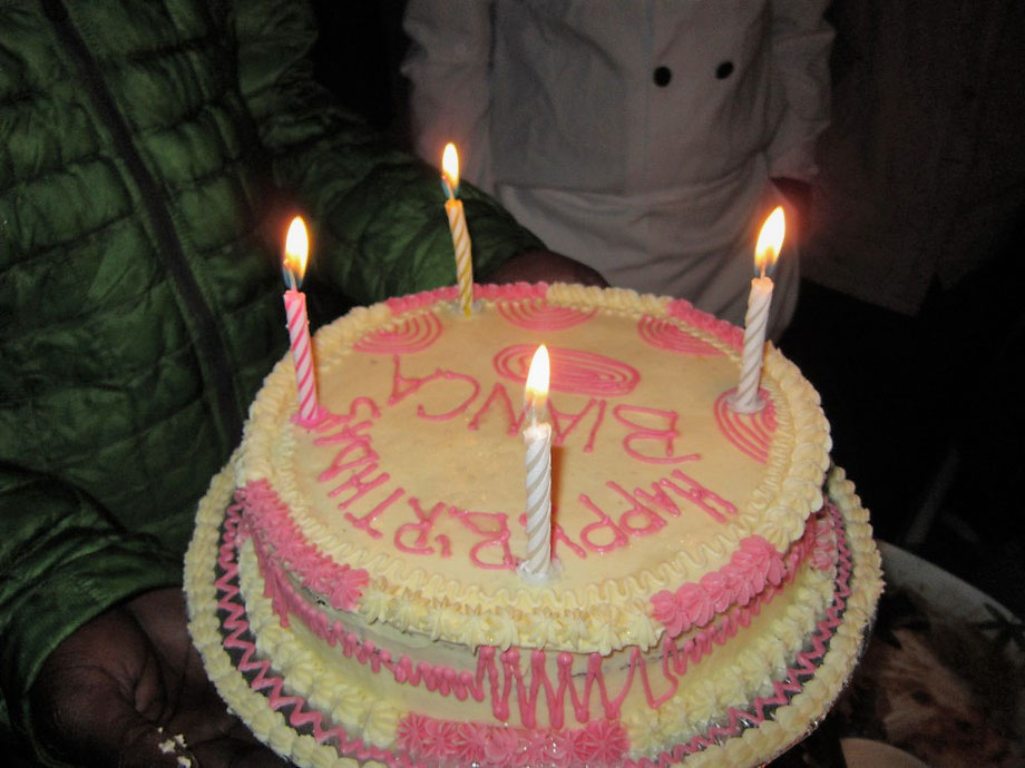 Kilimanjaro Birthday Specials