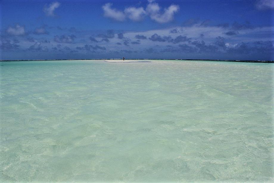 Best beach spot in Zanzibar