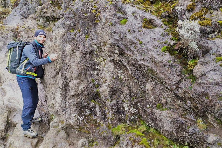 Wie schwierig ist die Umbwe Route am Kilimandscharo