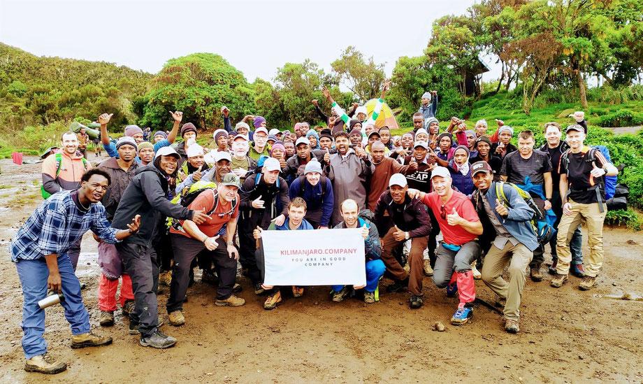 Bester Kilimandscharo Reiseveranstalter - Kilimanjaro Anbieter in Moshi