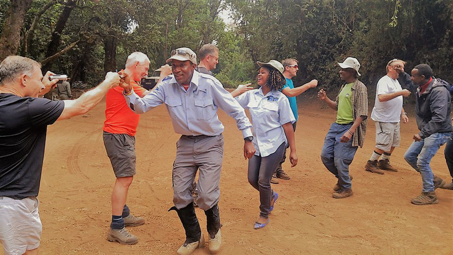 Kilimanjaro Company Review - Climbing Mount Kilimanjaro via Lemosho Route
