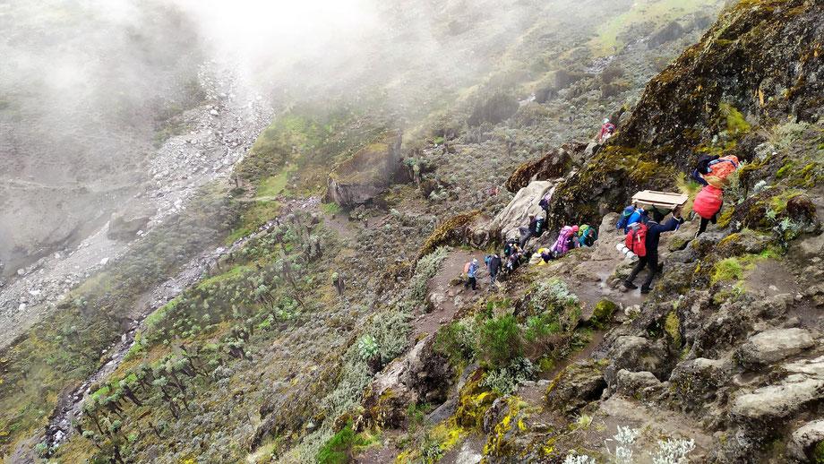 Kilimanjaro Umbwe Route Information