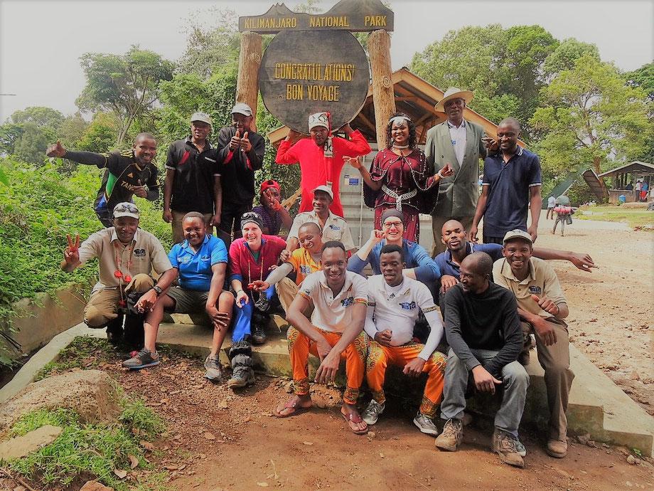 Climbing the Lemosho Route on Mount Kilimanjaro - Kilimanjaro Company