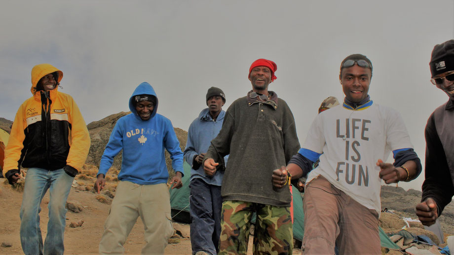 Swahili for your Kilimanjaro Climb - Kilimanjaro Company - Best Kilimanjaro Company