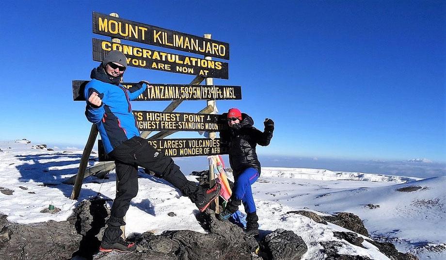 Bester Kilimanjaro Anbieter - Kilimanjaro Company