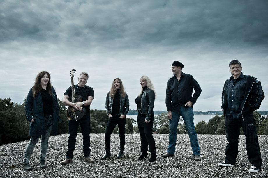 Richie Arndt & The Bluenatics / Chor - 09/2013