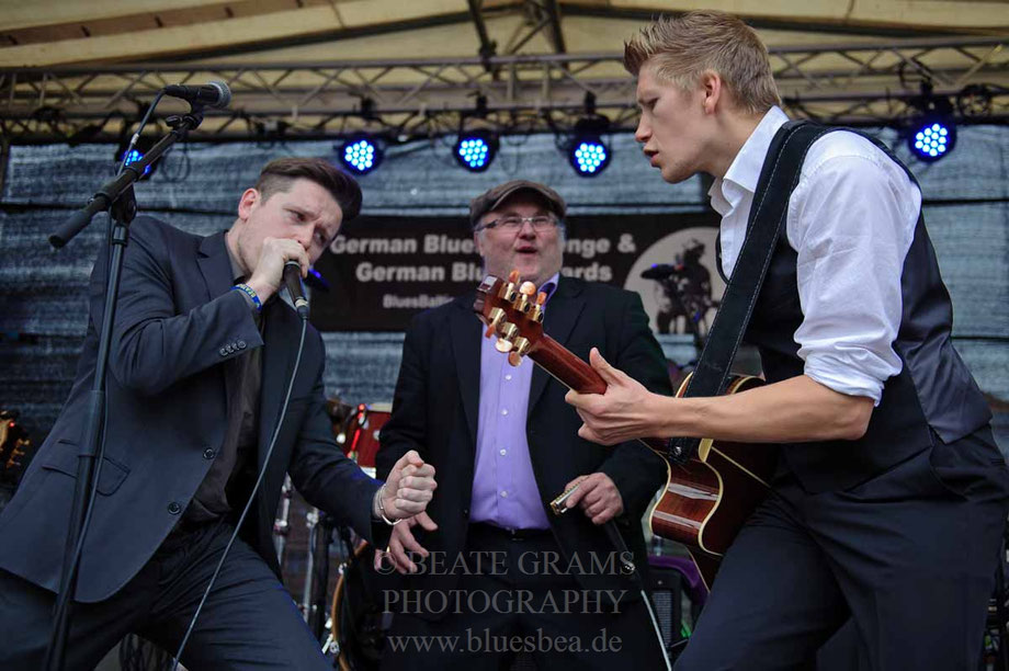 Chris Kramer Beatbox 'n' Blues - 06/2016